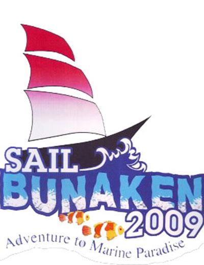 Logo Sail Bunaken 2009